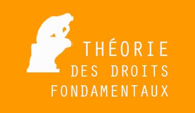 Théorie des droits fondamentaux