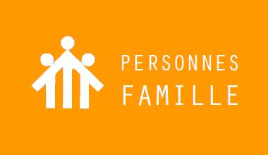 Personnes, famille