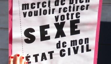 sexe e´tat civil